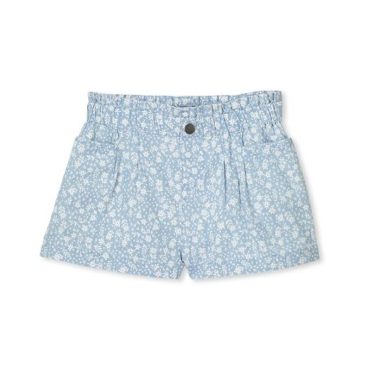 Milky Denim Short