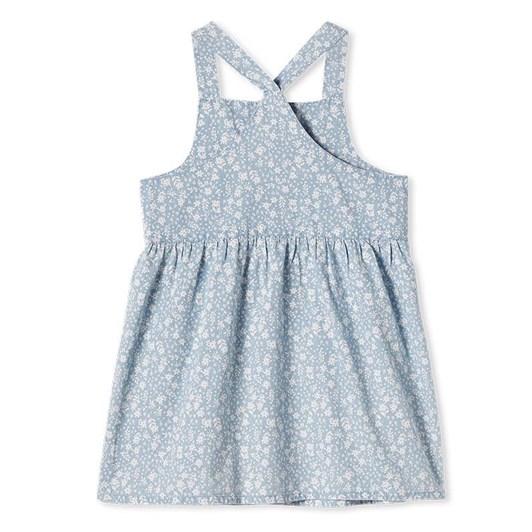 Milky Denim Dress
