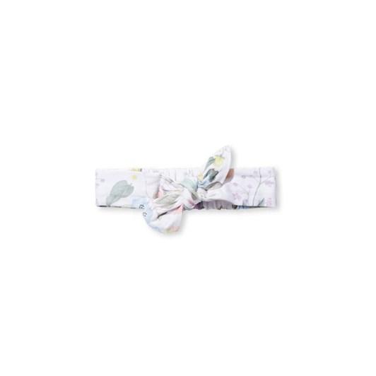 Milky Spring Floral Headband
