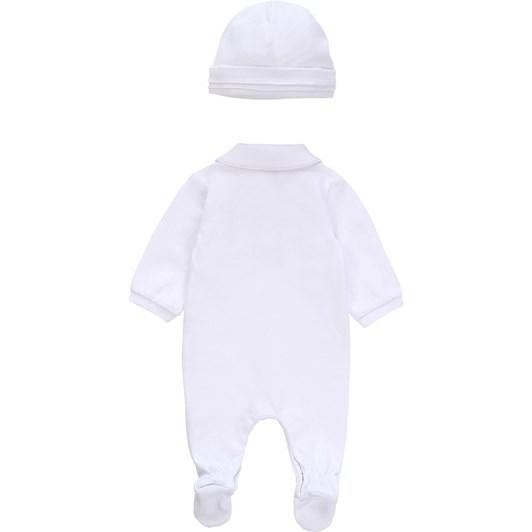 Hugo Boss Pyjamas & Pull On Hat Set