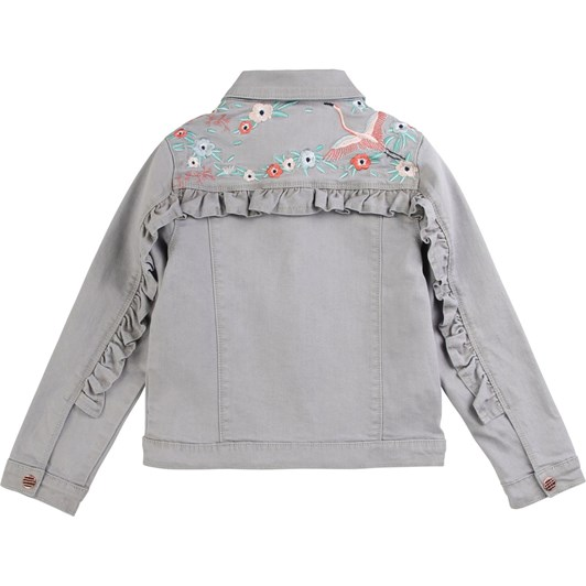 Carrement Beau Denim Jacket 3-6Y