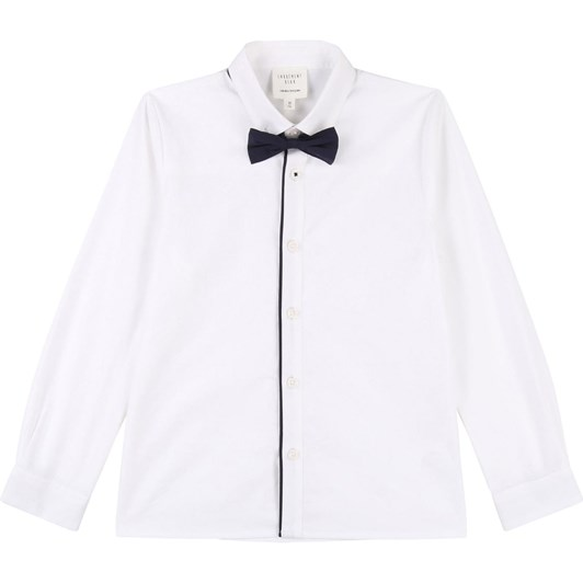 Carrement Beau Shirt-Bow Tie 3-6Y