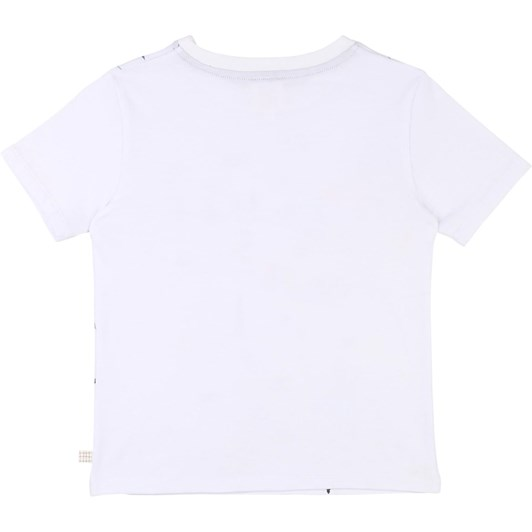 Carrement Beau Short Sleeves Tee-Shirt 3-6Y