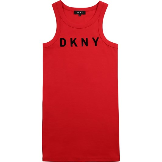 DKNY Sleeveless Dress 6-8Y