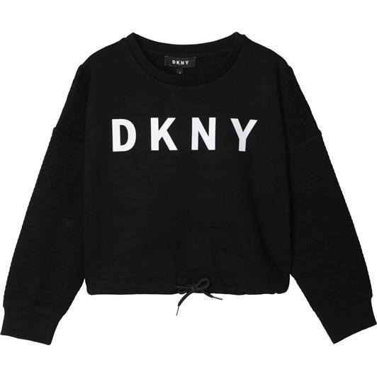 DKNY Sweatshirt 6-8Y