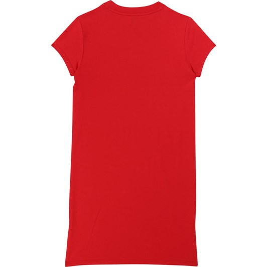 Karl Lagerfeld Short Sleeved Dress 6-8Y