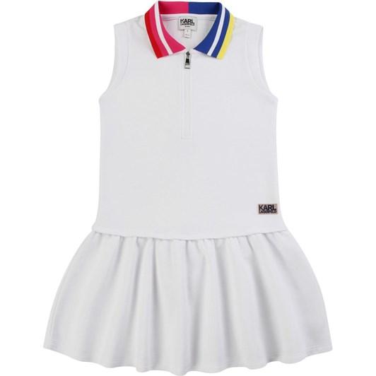 Karl Lagerfeld Short Sleeved Dress 10-16Y