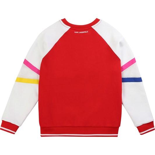 Karl Lagerfeld Sweatshirt 6-8Y