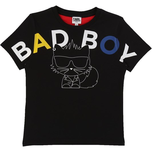 Karl Lagerfeld Short Sleeves Tee-Shirt 10-16Y