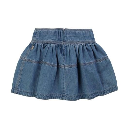 Little Marc Jacobs Denim Skirt 3-6Y