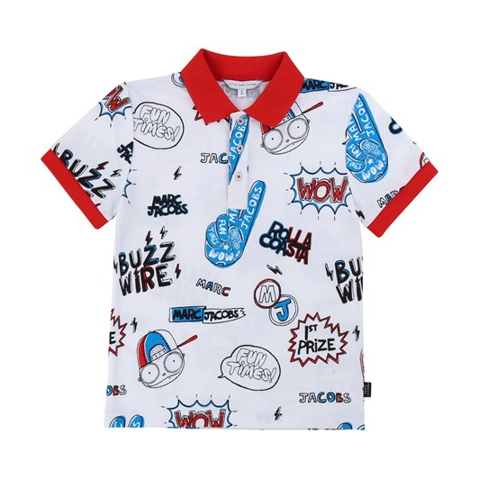 Little Marc Jacobs Polo Shirt 3-6Y