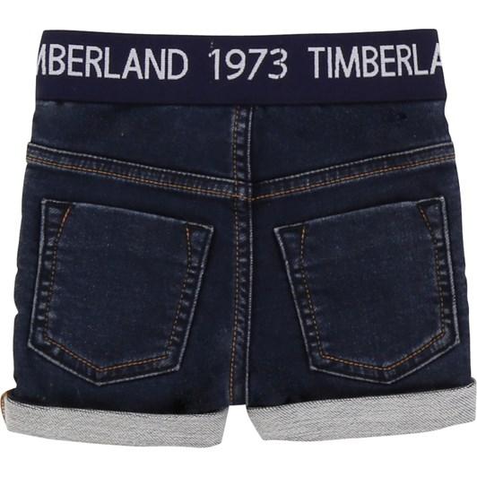Timberland Denim Bermuda Shorts 6-18M