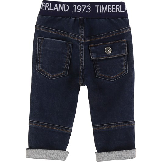 Timberland Denim Trousers 6-18M