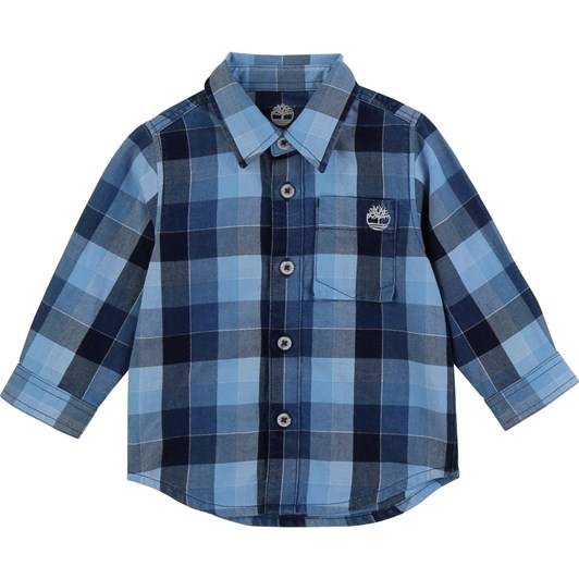 Timberland Long Sleeved Shirt 6-18M