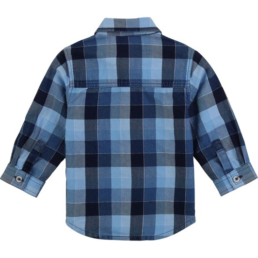 Timberland Long Sleeved Shirt 2-4Y