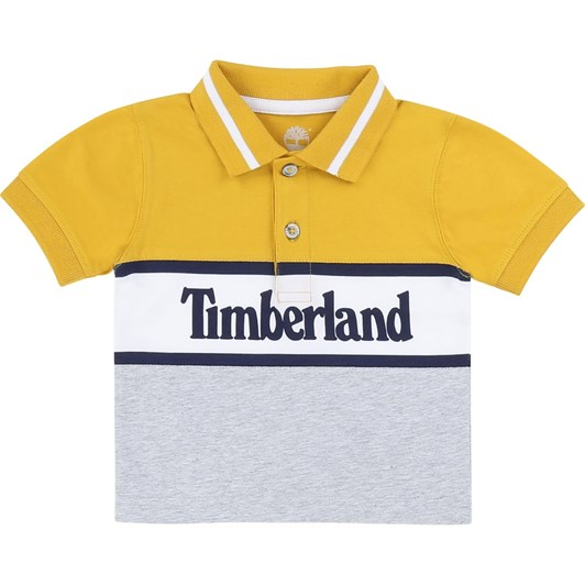 Timberland Short Sleeve Polo 6-18M