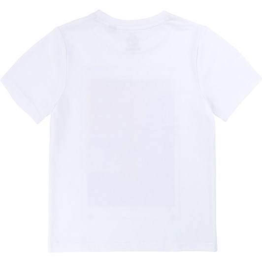 Timberland Short Sleeves Tee-Shirt 6-8Y
