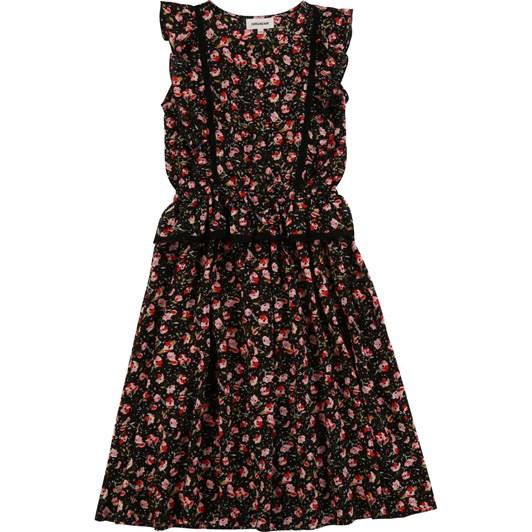 Zadig & Voltaire Short Sleeved Dress 6-8Y