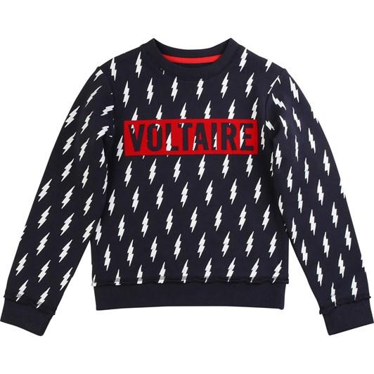 Zadig & Voltaire Sweatshirt 10-16Y