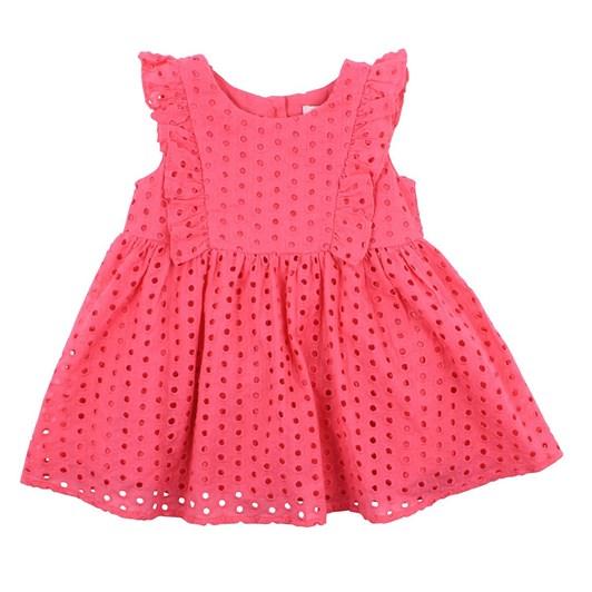 Bebe Isla Broiderie Dress