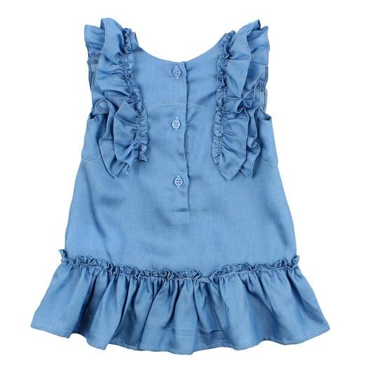 Bebe Lulu Frill Dress