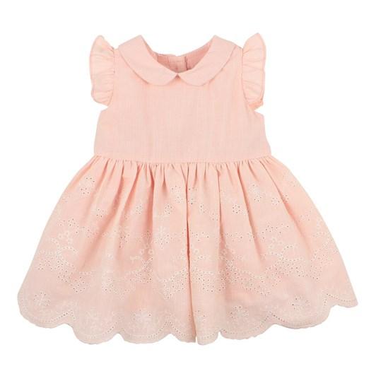 Bebe Millie Broidery Dress