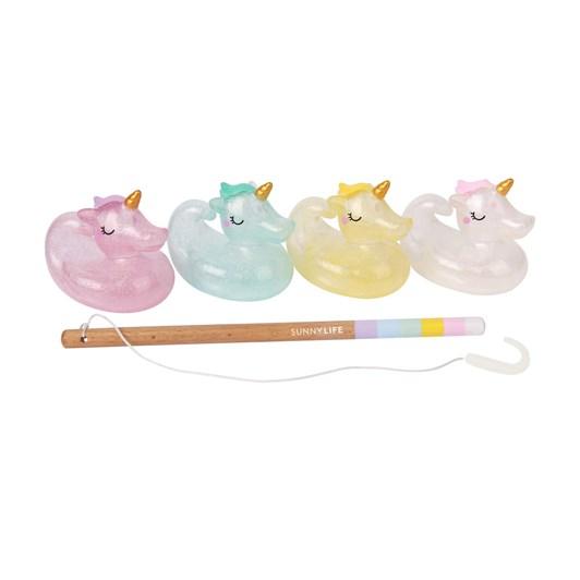 Sunnylife Bath Fishing Game - Unicorn