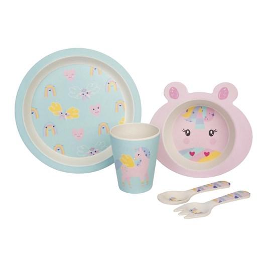 Sunnylife Eco Kids Meal Kit - Enchanted