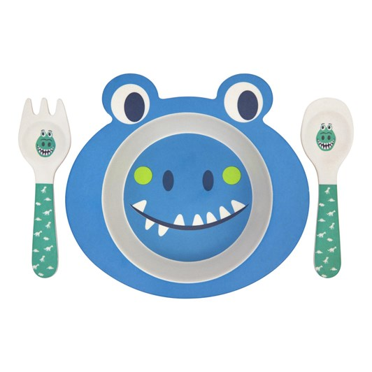 Sunnylife Eco Kids Meal Kit - Dino Mighty