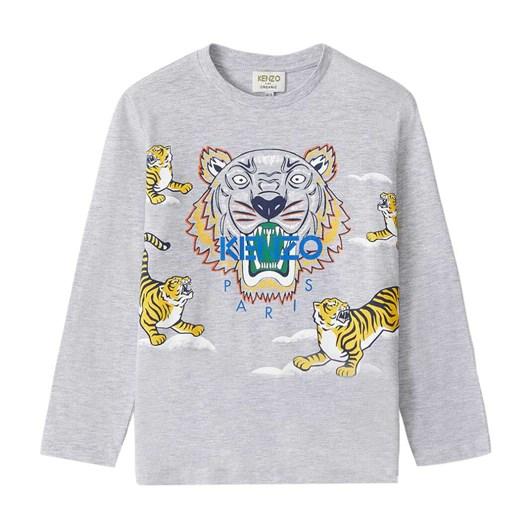 Kenzo Tiger Jb 1 Tee Shirt