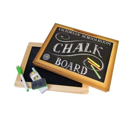 House Of Marbles Chalk Board Set