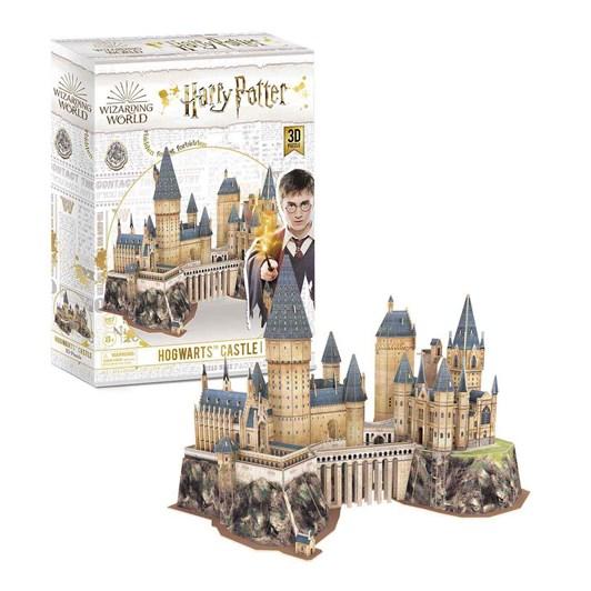 Wrebbit 3D Puzzles Harry Potter Hogwarts Castle