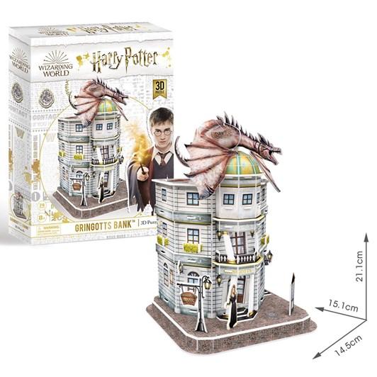 Wrebbit 3D Puzzles Harry Potter Gringotts Bank