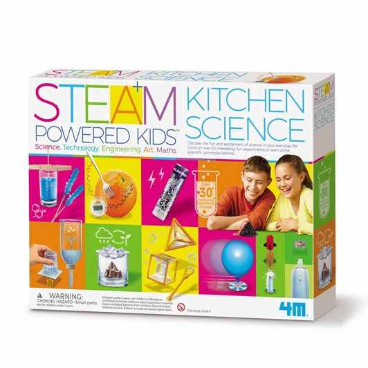 4M Steam Deluxe / Kitchen Science