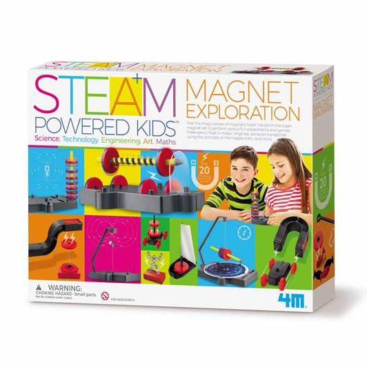 4M Steam Deluxe / Magnet Exploration