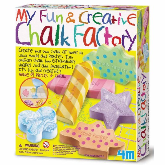 4M Pavement Chalk Kit