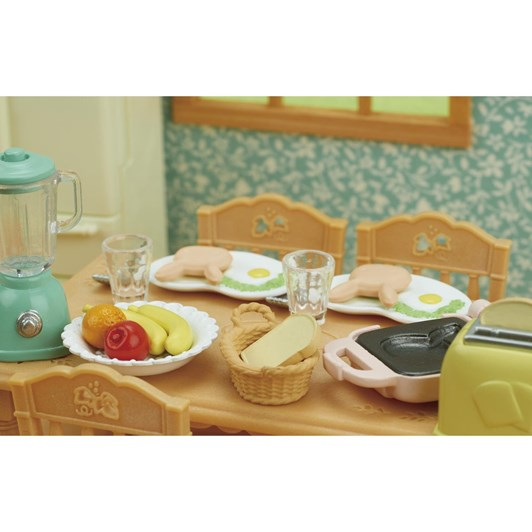 Sylvanian Families Breakfast Playset