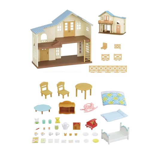 Sylvanian Families Hillcrest Home Gift Set
