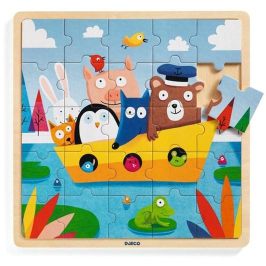 Djeco Puzzle 25Pc