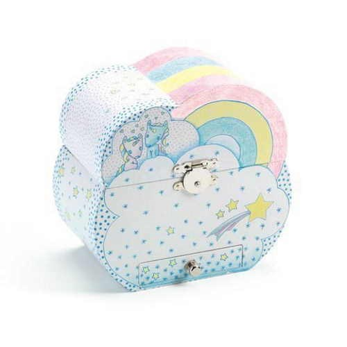 Djeco Musical Box - Unicorn Dream