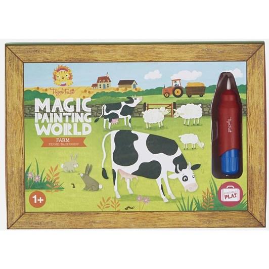 Tiger Tribe Magic Painting World Farm