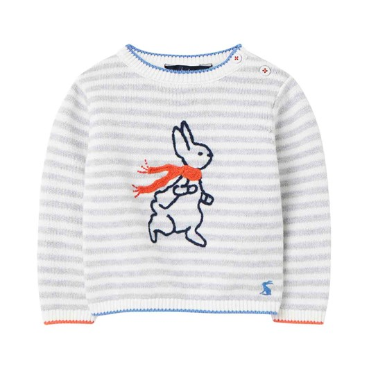 Joules Peter Rabbit Ivy Knitted Jumper