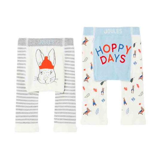 Joules Peter Rabbit Lively Baby Leggings 2 Pack