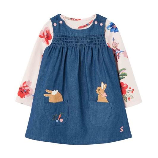 Joules Peter Rabbit Avie Baby Girls Set