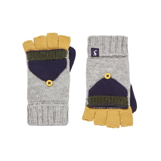Joules Handy Knitted Converter Mittens