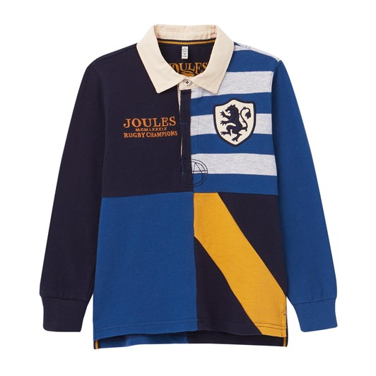 Joules Try Cut & Sew Rugby Shirt