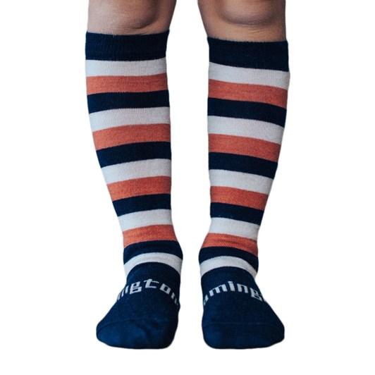 Lamington Socks Lane Merino Wool Knee High Socks 2-4Y