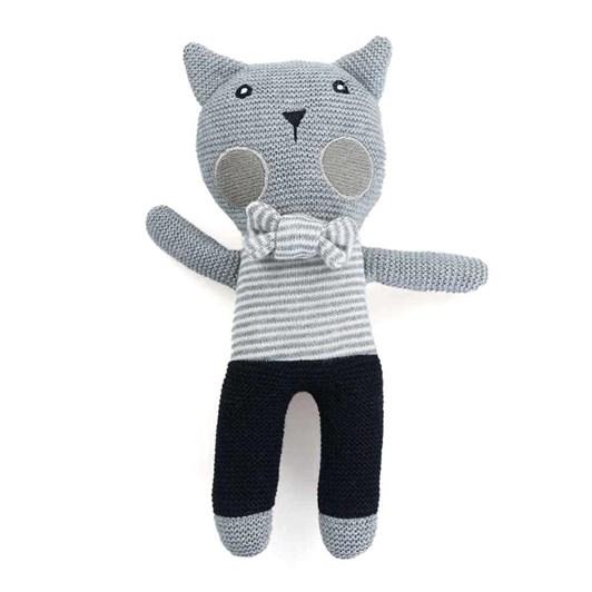 MM Linen Charlie Cat Soft Toy