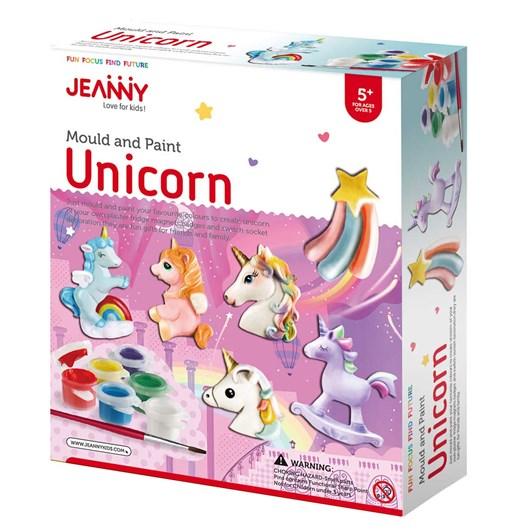 Jeanny Mould & Paint Unicom