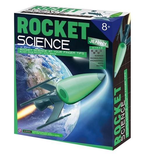 Jeanny Rocket Science